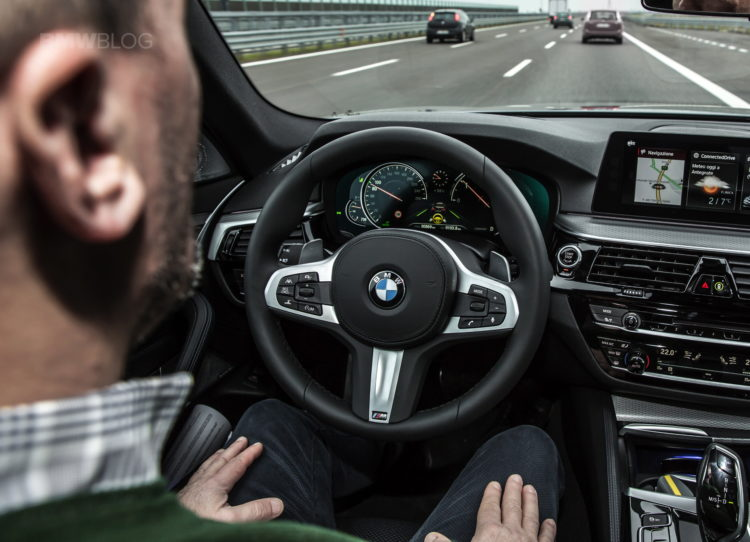 Does the new BMW 5 Series spell the death of the driver's car for BMW?