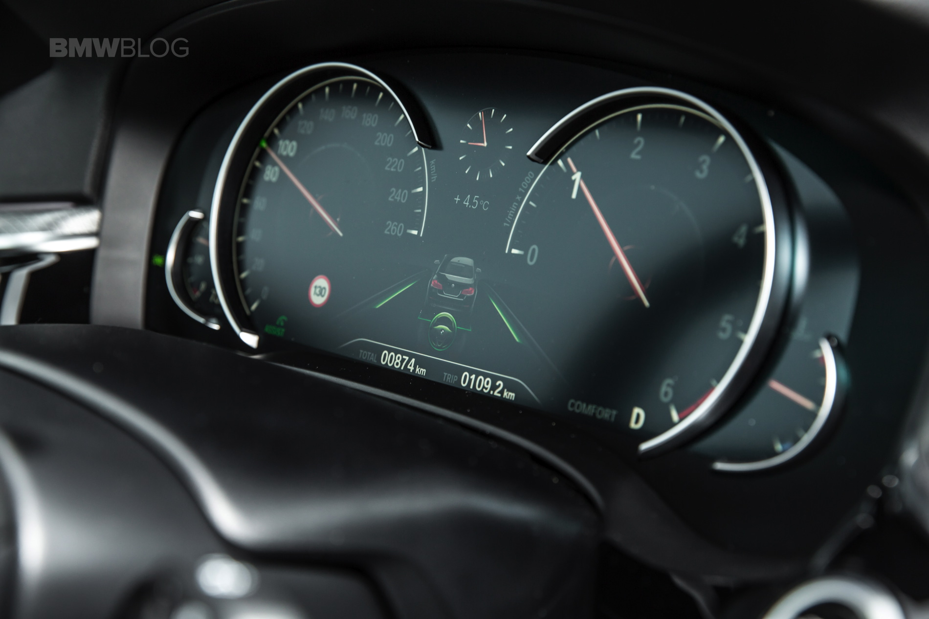 Will Bmw Switch To Fully Digital Gauge Clusters Soon