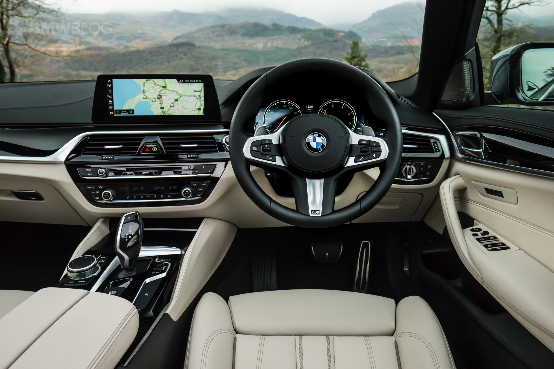 The Bmw Sports Automatic Transmission Features As Standard On All Other Models With Even More Dynamic Shift Characteristics