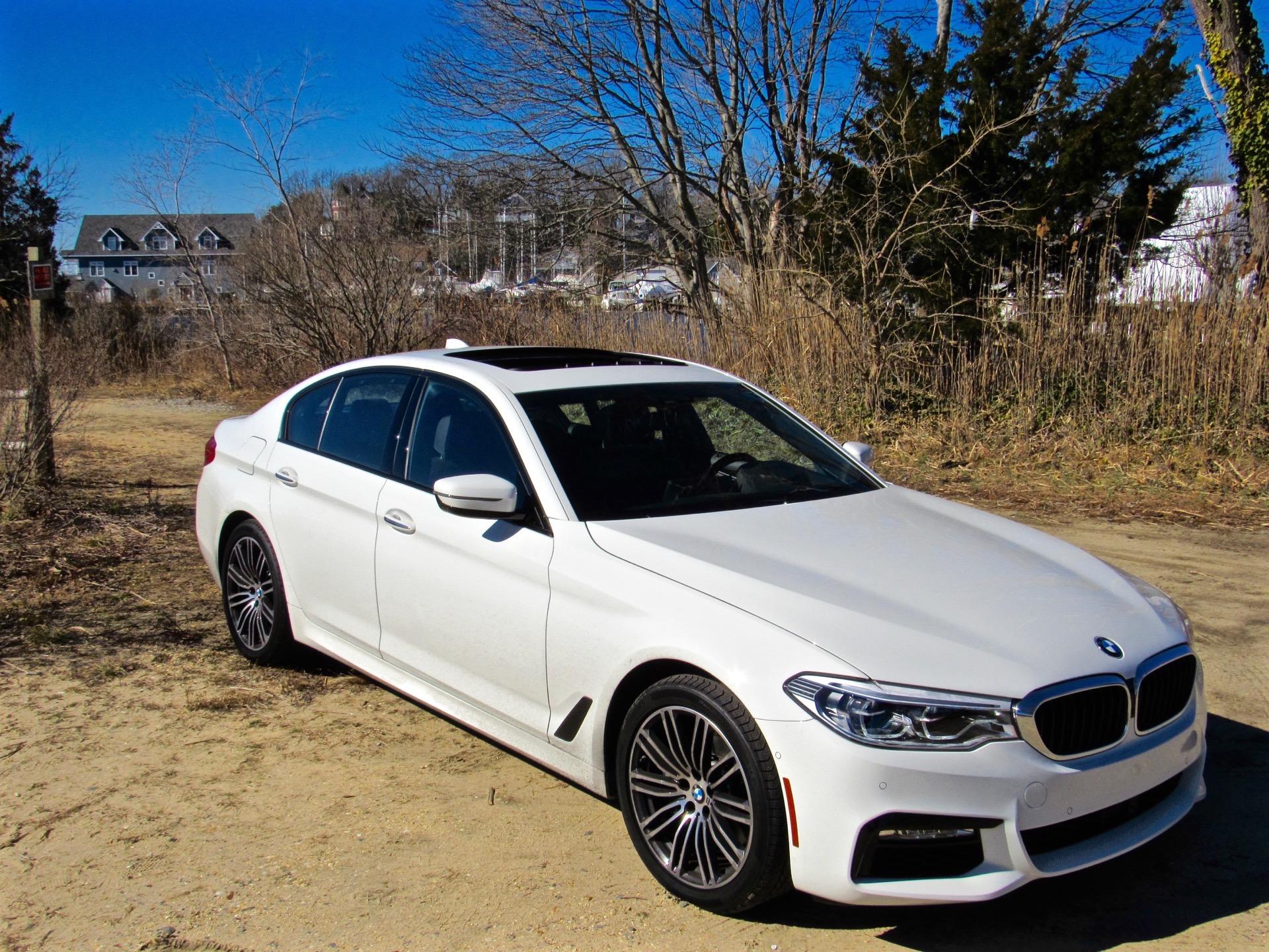TEST DRIVE: 2017 BMW 530i sDrive M Sport
