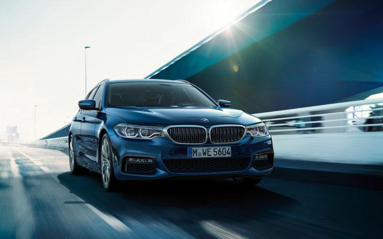 2017 BMW 5er Touring G31 Wallpaper 1920x1200 01 750x469