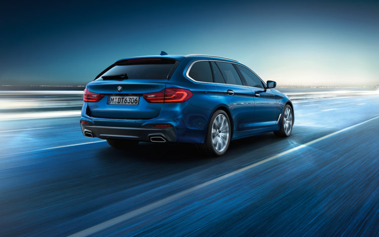 2017 BMW 5er Touring G31 Wallpaper 1920x1200 07 750x469