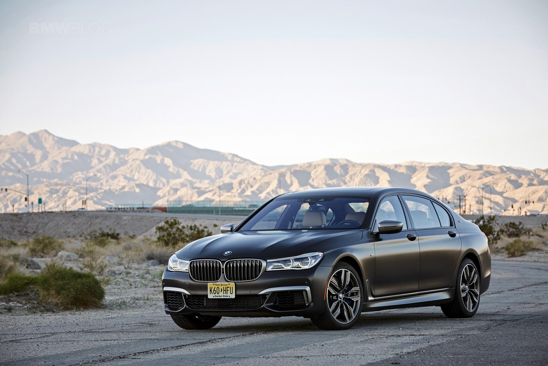 2017 BMW M760Li xDrive Palm Springs 105