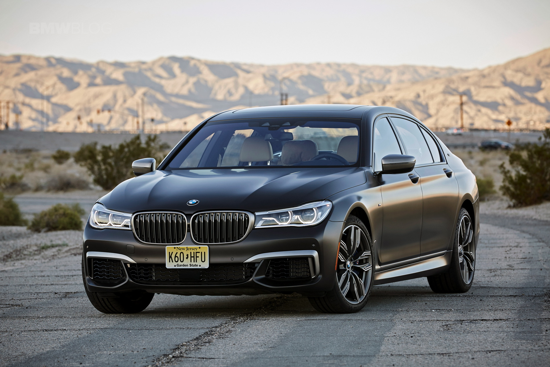 2017 BMW M760Li xDrive Palm Springs 106