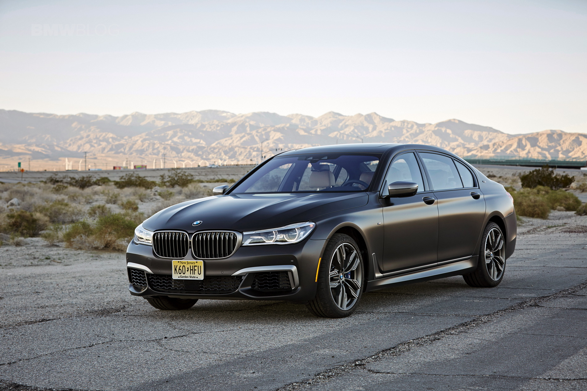 2017 BMW M760Li xDrive Palm Springs 110