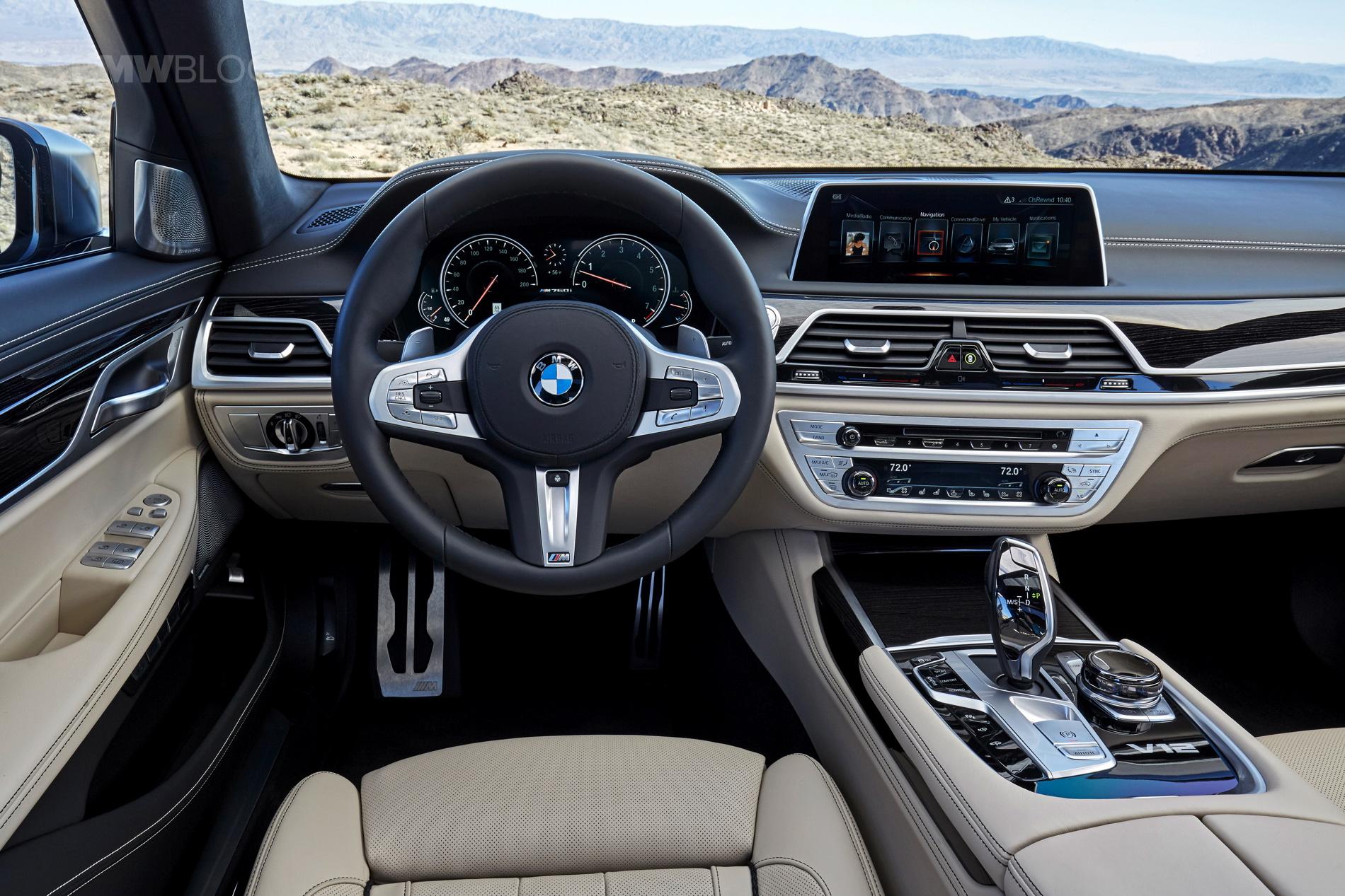 2017 BMW M760Li xDrive Palm Springs 127