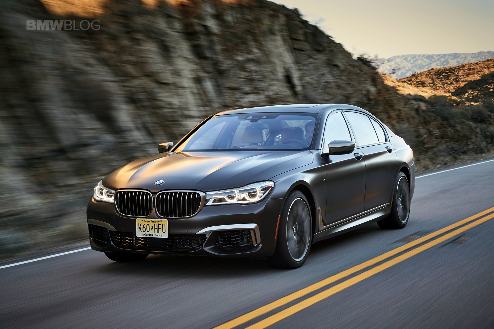2017 BMW M760Li xDrive Palm Springs 23