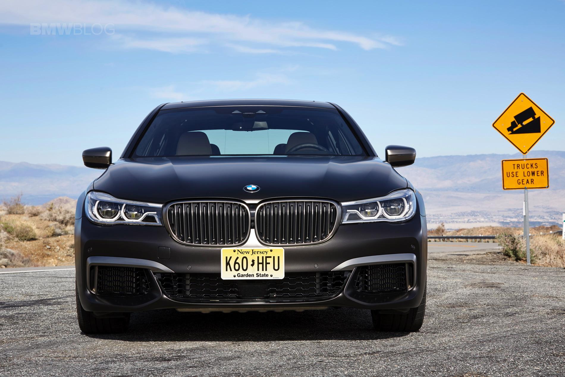 2017 BMW M760Li xDrive Palm Springs 88