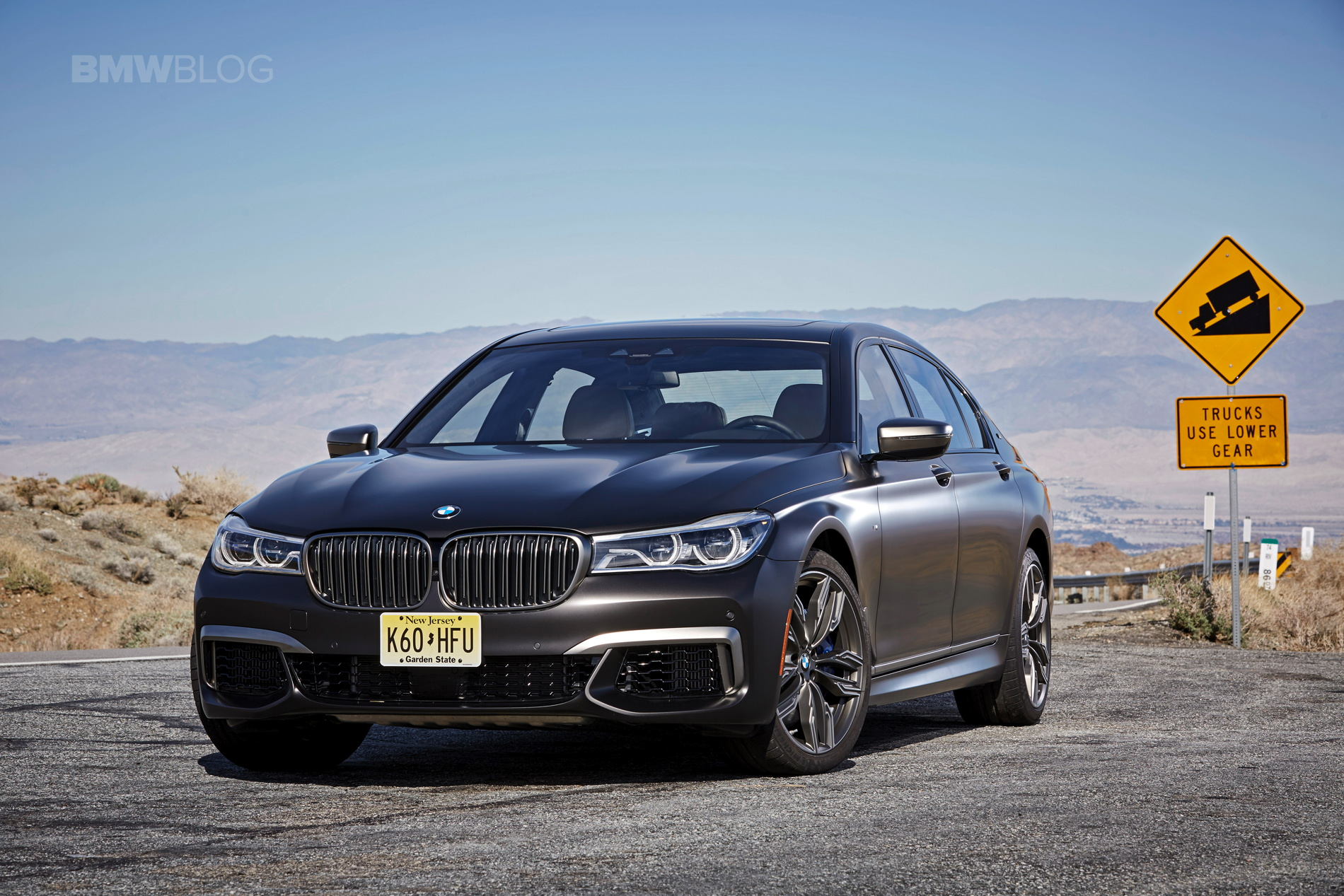2017 BMW M760Li xDrive Palm Springs 93