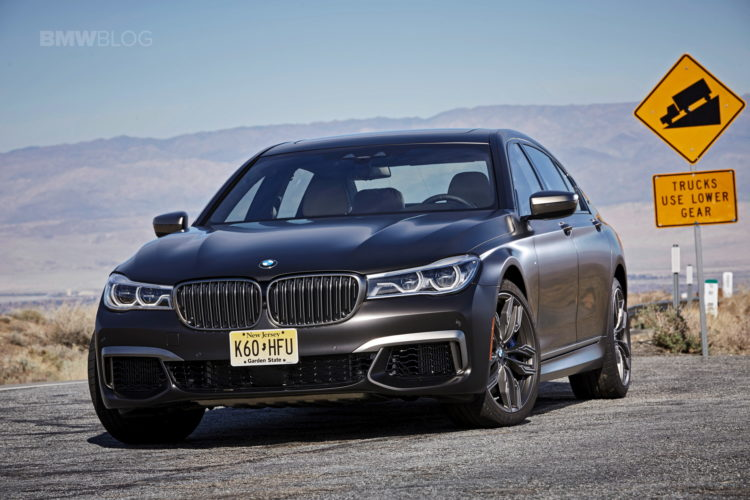 2017 BMW M760Li xDrive Palm Springs 95 750x500