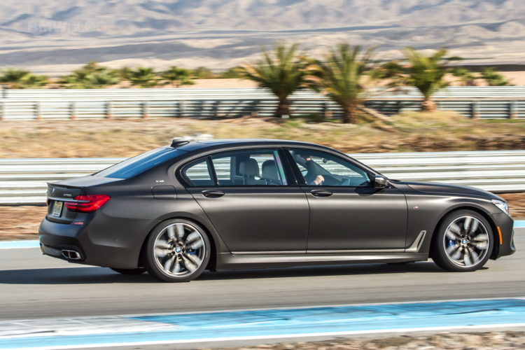 2017 BMW M760Li xDrive track drive 12 750x500