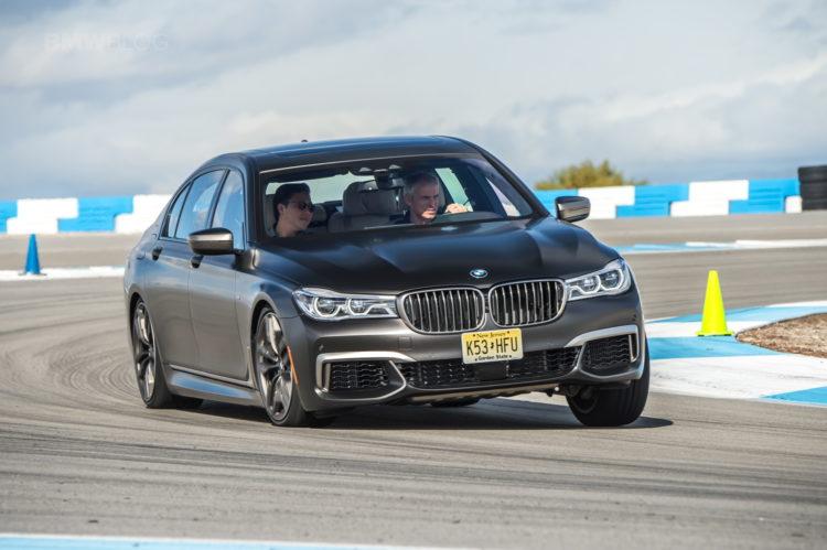 2017 BMW M760Li xDrive track drive 30 750x499