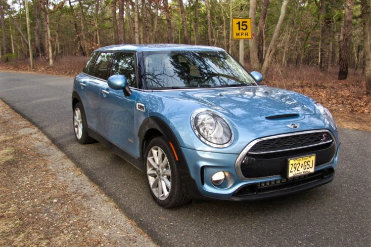 2017 Mini Cooper S Clubman All47 750x500