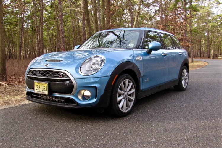 First Drive 2017 Mini Cooper S Clubman All4