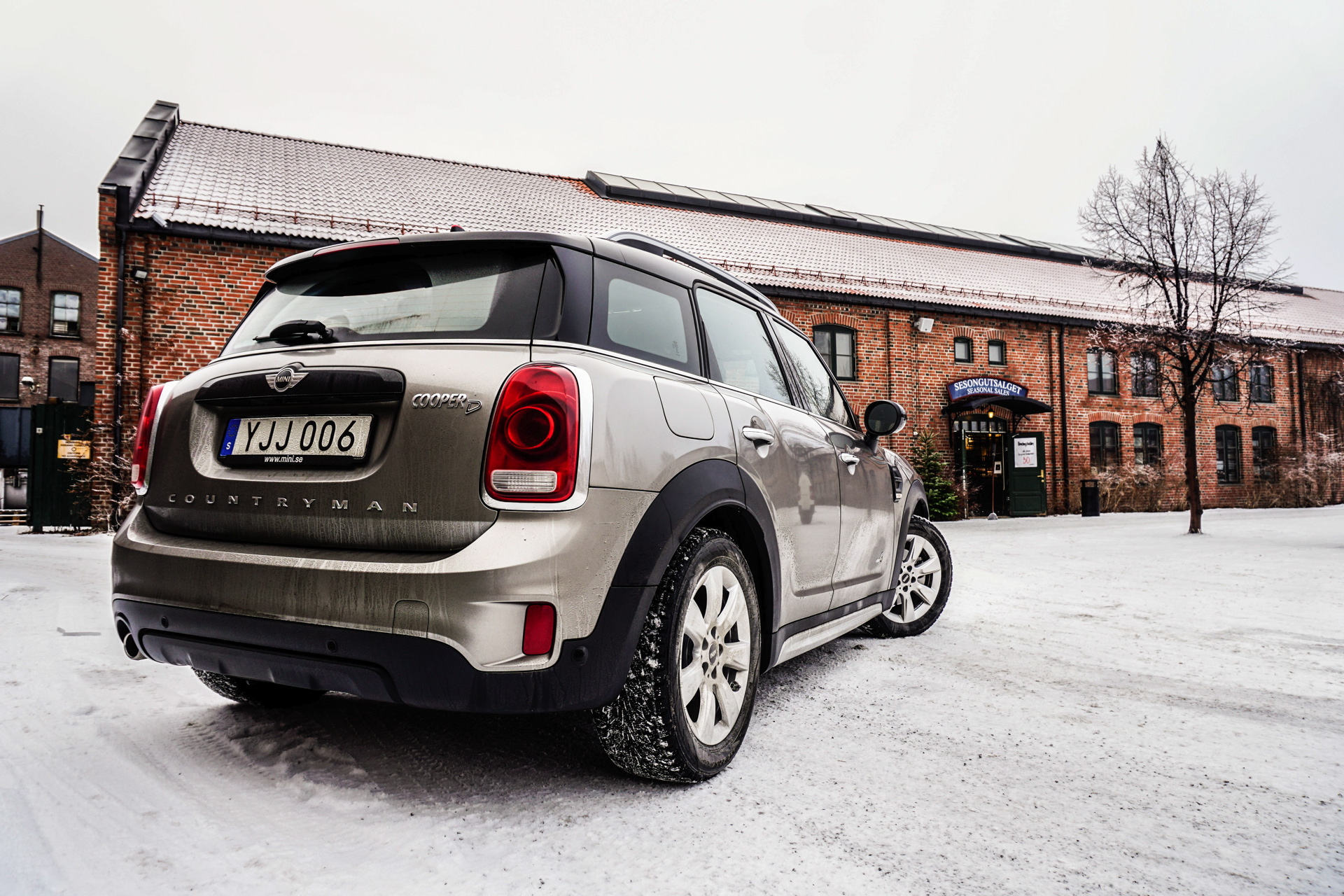 The Countryman Now Looks Like A Hybrid Between Predecessor And Various Fiat Models More Specifically