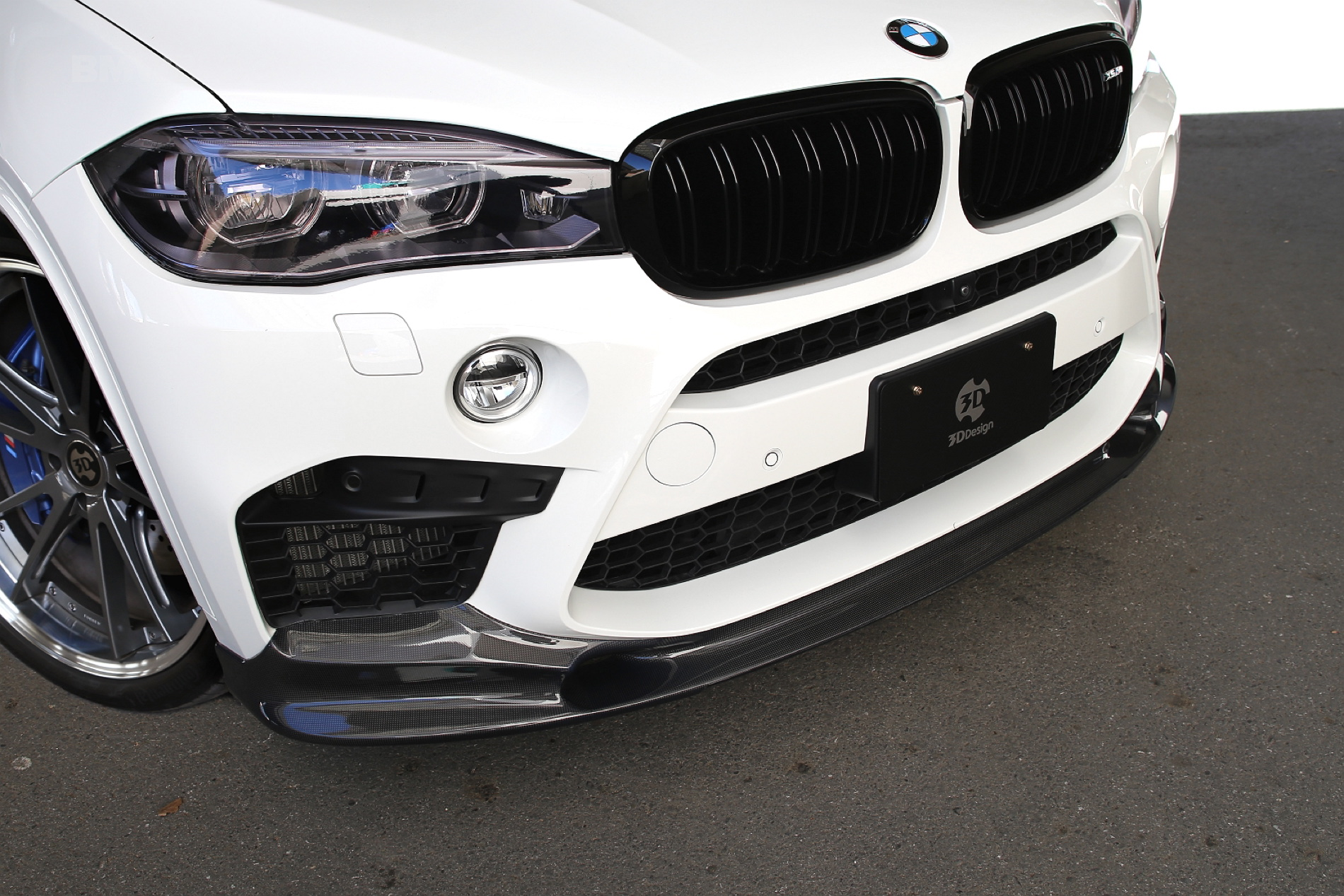 3d Design Reveals Their Tuning Package For The Bmw X5 M