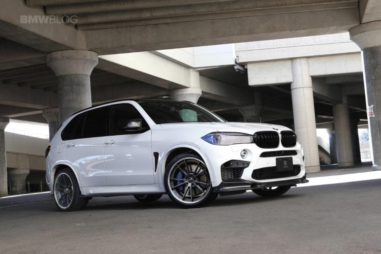3D Design BMW X5M 13 750x500