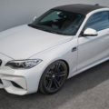 A Clean Alpine White BMW M2 By European Auto Source