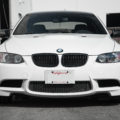 Alpine White BMW E92 M3 With Vossen VWS 3 Wheels Image 4 120x120