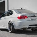 Alpine White BMW E92 M3