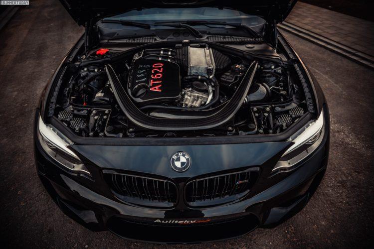 Aulitzky BMW M2 Tuning S55 Motor 05 750x500