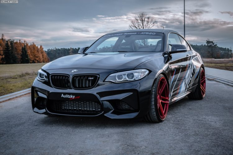 Aulitzky BMW M2 Tuning S55 Motor 10 750x500