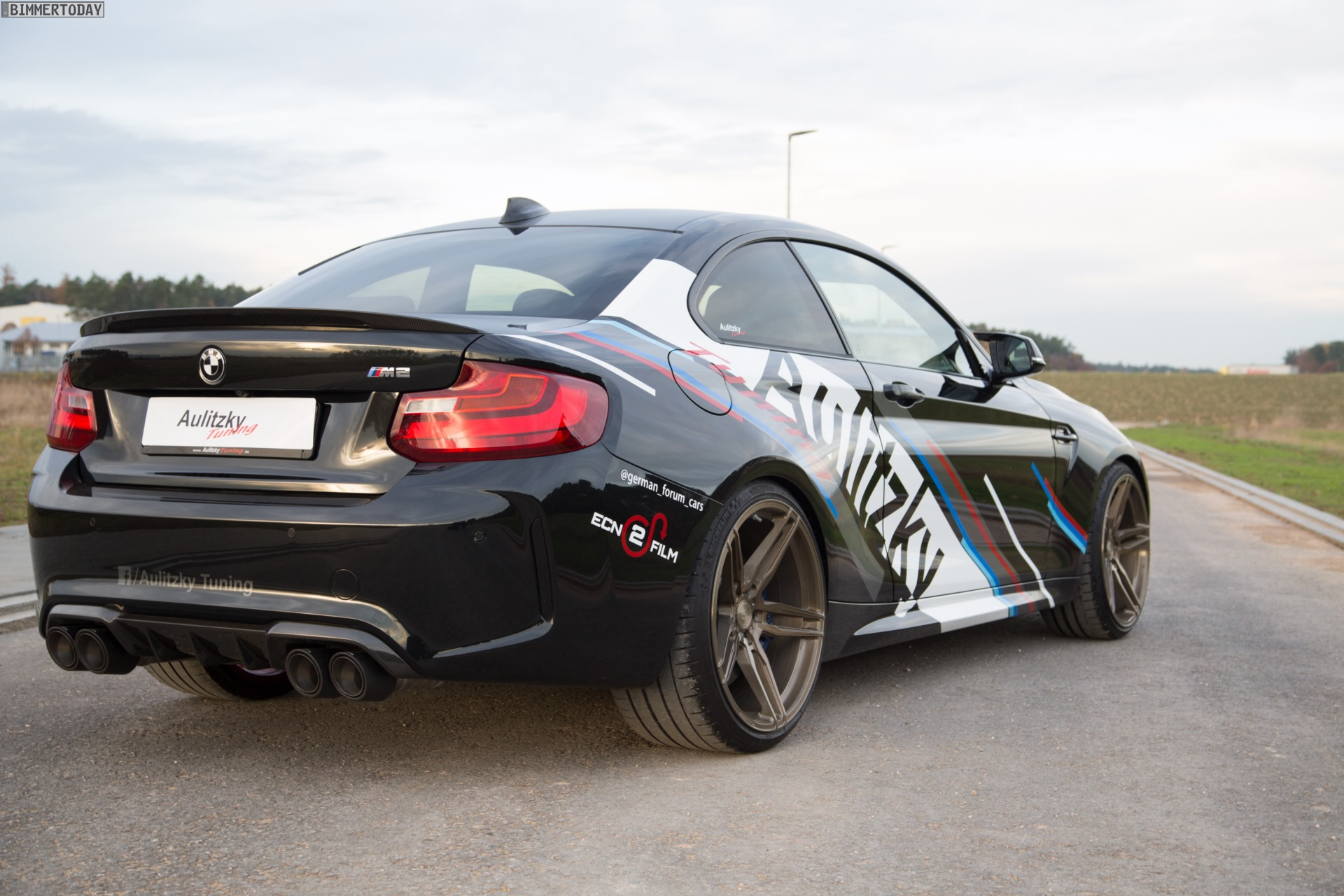 Bmw M2 Tuned With S55 Engine And 620 Horsepower