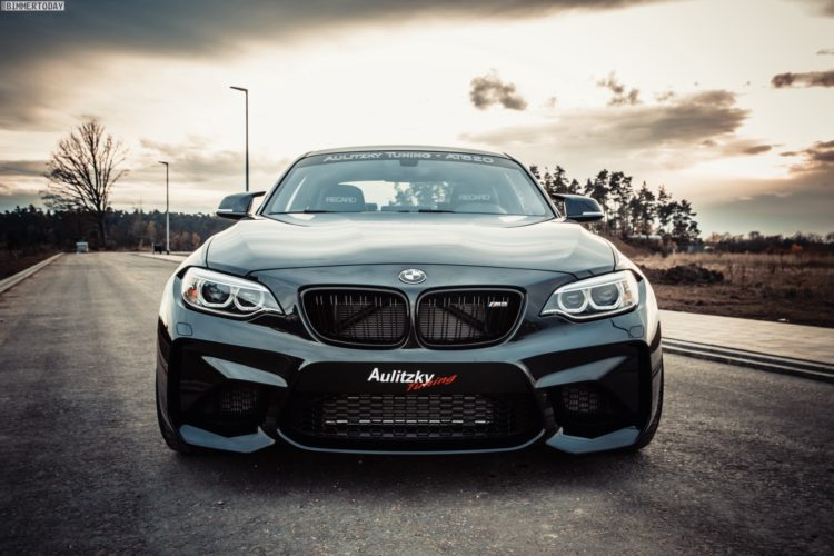 Aulitzky BMW M2 Tuning S55 Motor 22 750x500