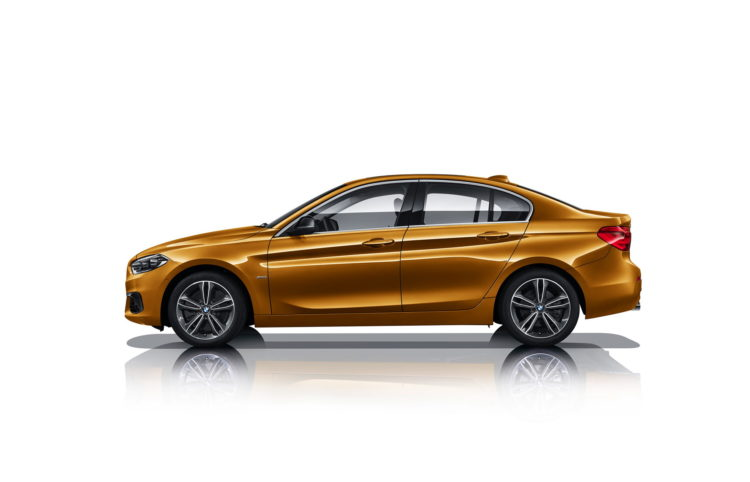 BMW 1 Series Sedan China 02 750x482