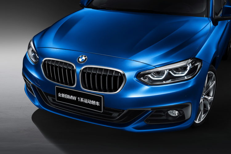 BMW 1 Series Sedan China 04 750x500