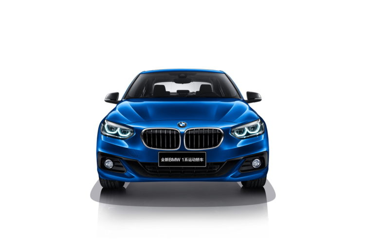 BMW 1 Series Sedan China 05 750x493