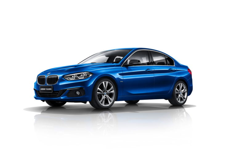 BMW 1 Series Sedan launches in Mexico