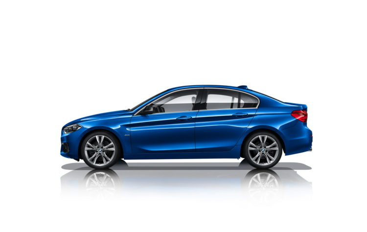 BMW 1 Series Sedan China 07 750x474