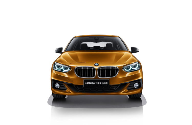 BMW 1 Series Sedan China 12 750x489