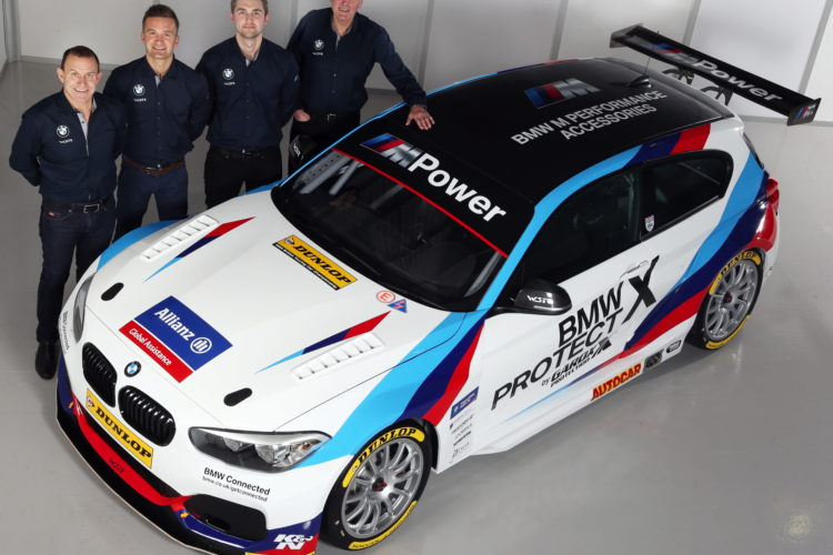 BMW 2017 British Touring Car Championship 05 750x500