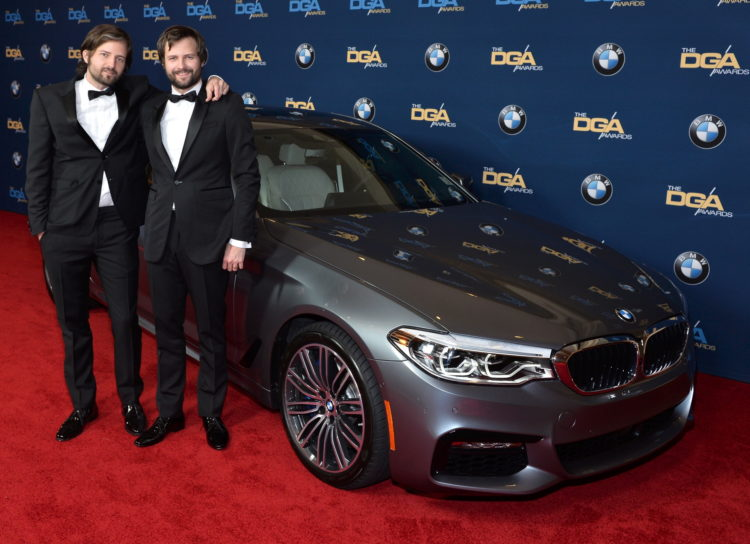 BMW Annual Directors Guild Awards 09 750x544