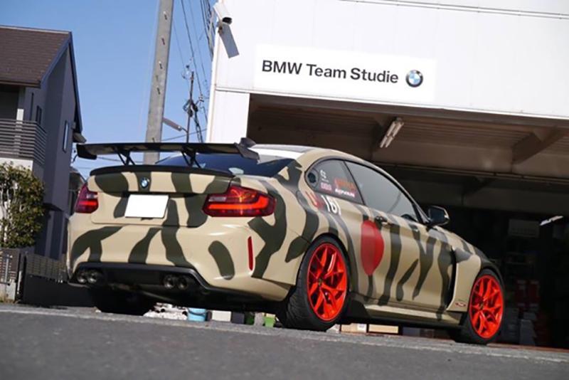 BMW M2 ZEKE