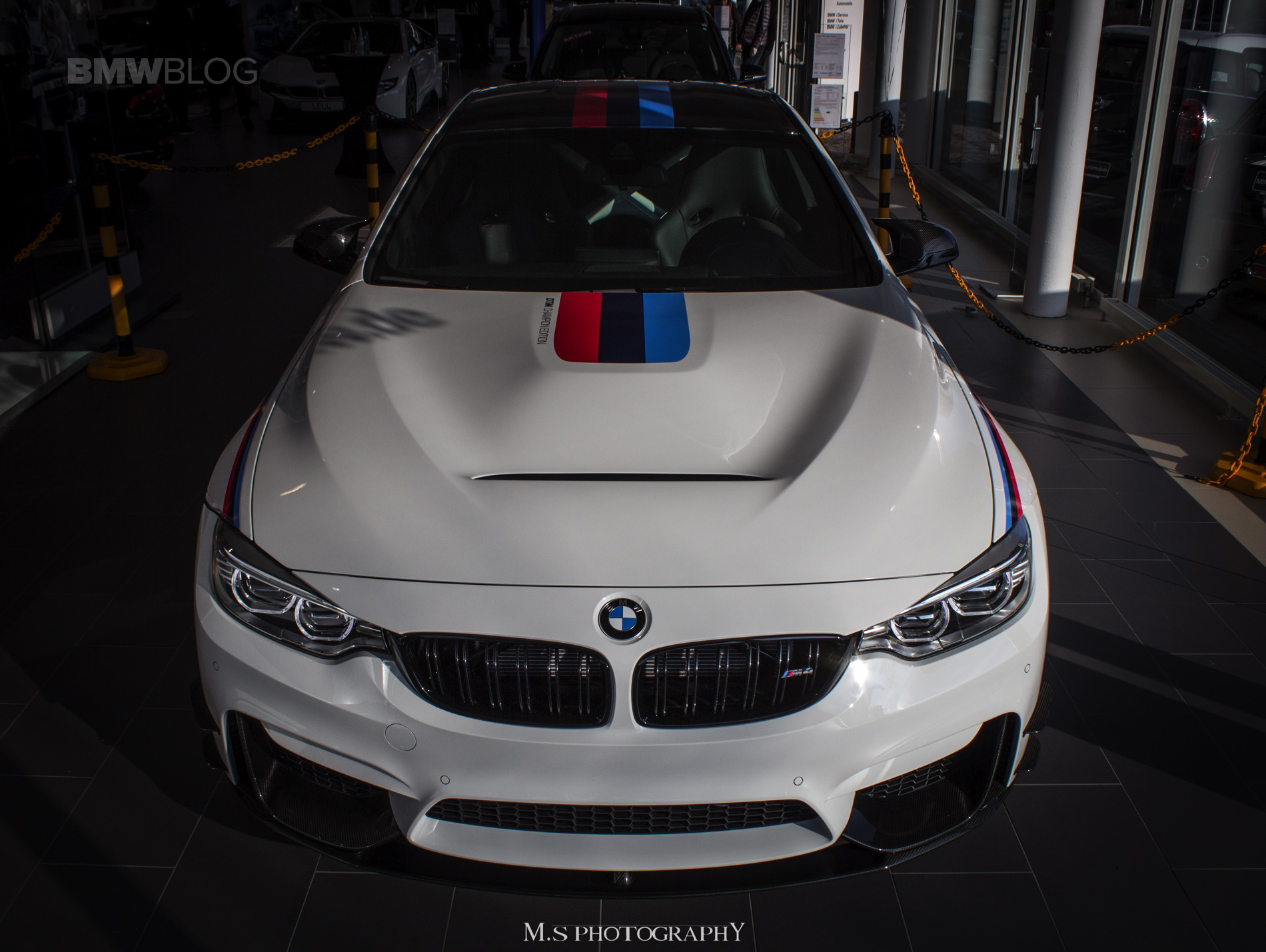 This Is The 1 Of 200 Bmw M4 Dtm Champion Edition