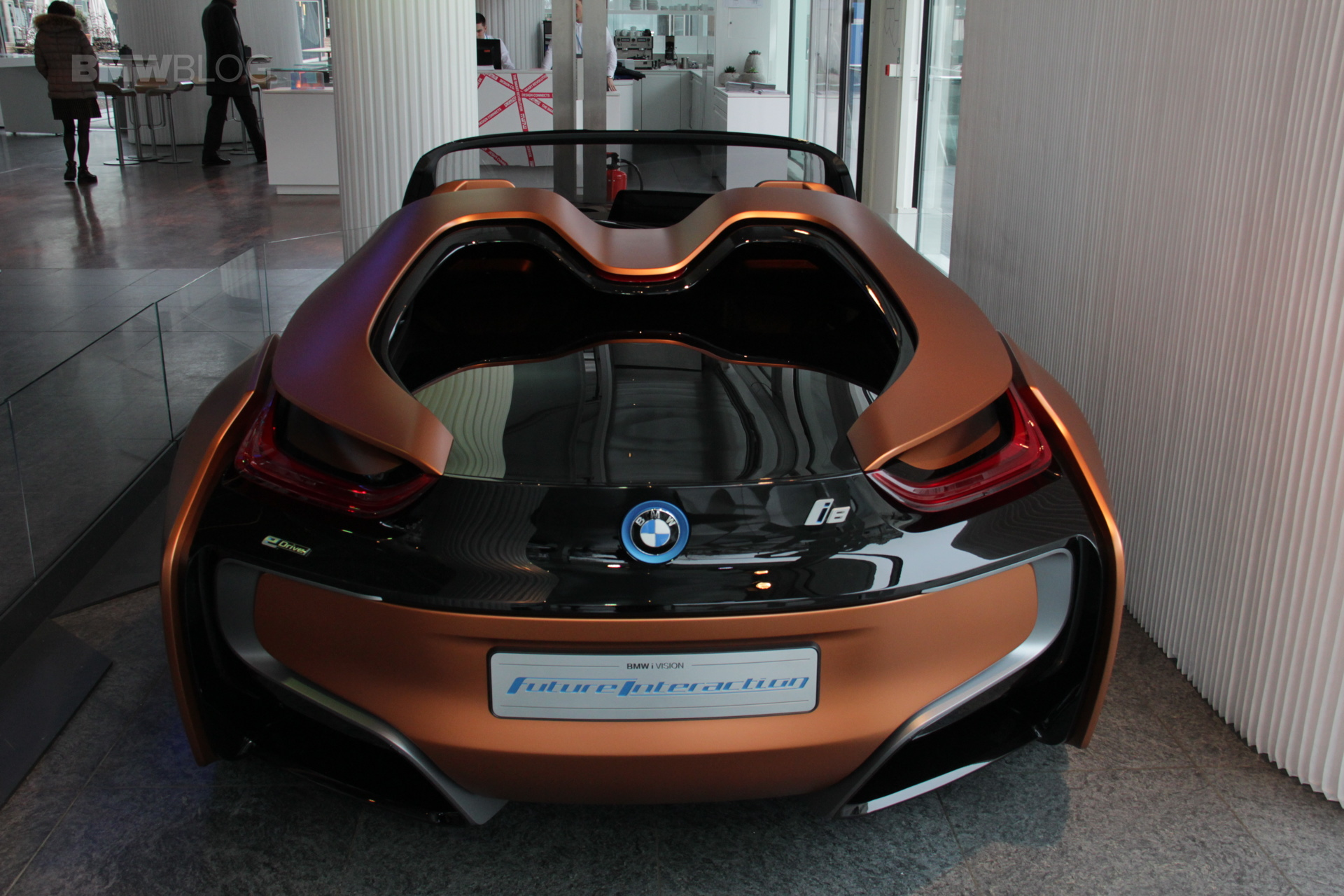 BMW i Future Vision Interaction 16