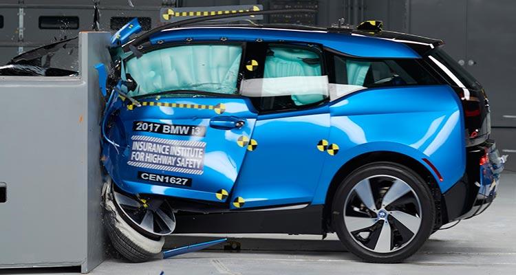 BMW i3 IIHS