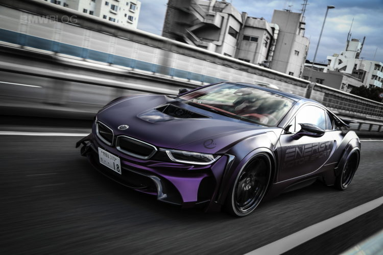 BMW i8 Dark Knight EVO 43 750x500