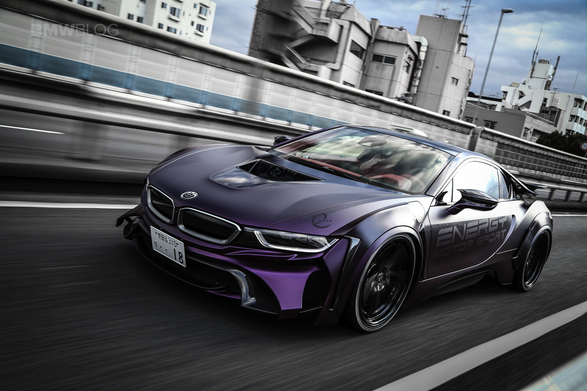 "Bmw New Car >> BMW EVO i8 ""Dark Knight"" Edition is the Batmobile we all want"