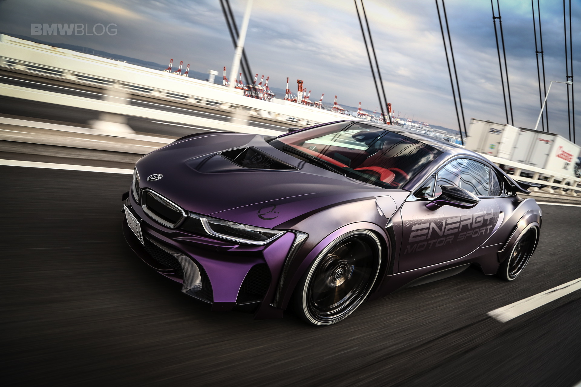 Bmw Evo I8 Quot Dark Knight Quot Edition Is The Batmobile We All Want