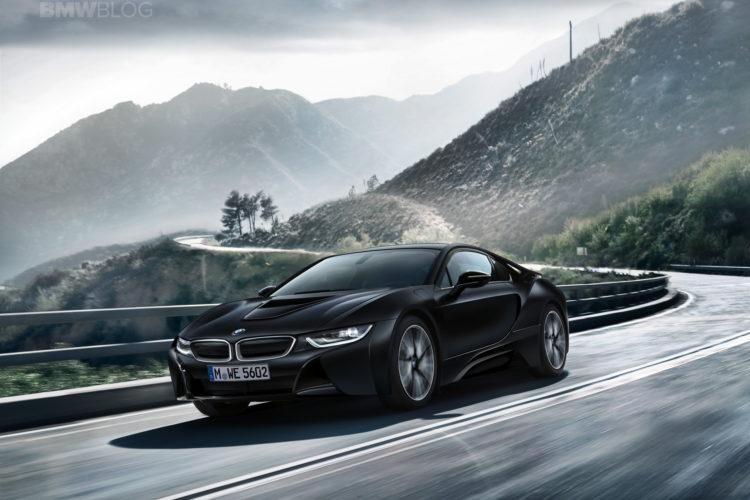 Bmw I8 Facelift Will Arrive In Spring 2018