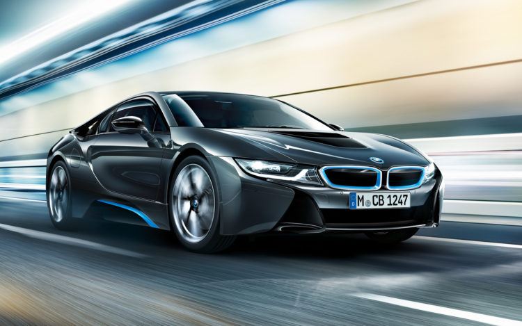 BMW i8 Protonic Frozen Black wallpaper05 750x469