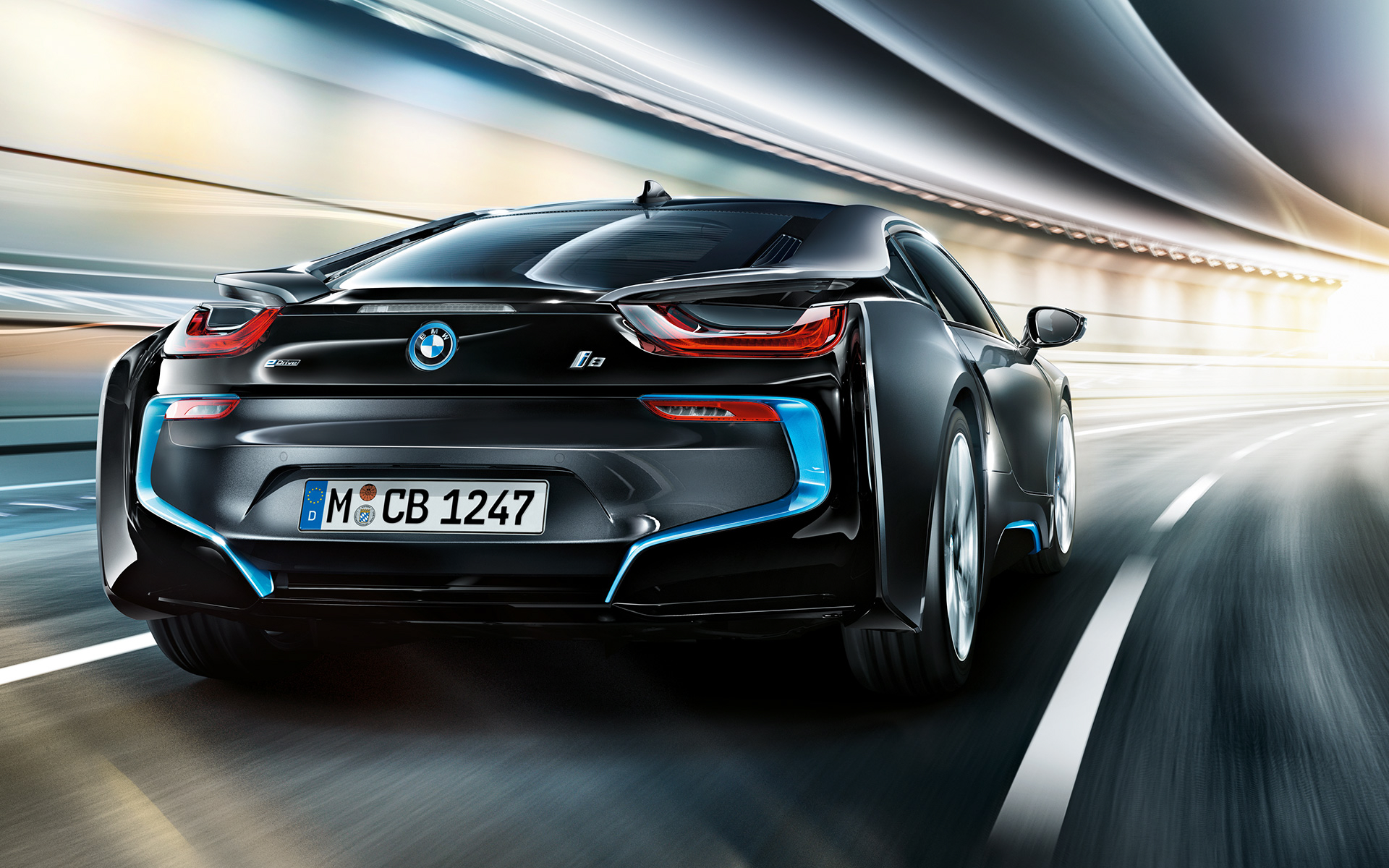Wallpapers Bmw I8 Protonic Frozen Black Edition