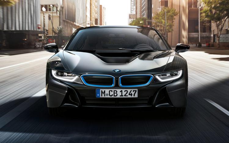 BMW i8 Protonic Frozen Black wallpaper13 750x469