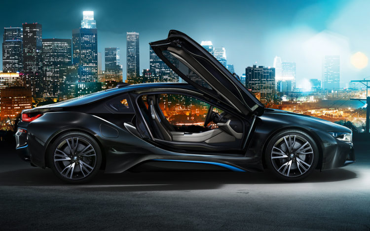 BMW i8 Protonic Frozen Black wallpaper17 750x469
