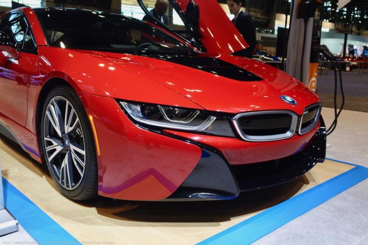 BMW i8 Protonic Red Chicago Auto Show 2017 04 750x500