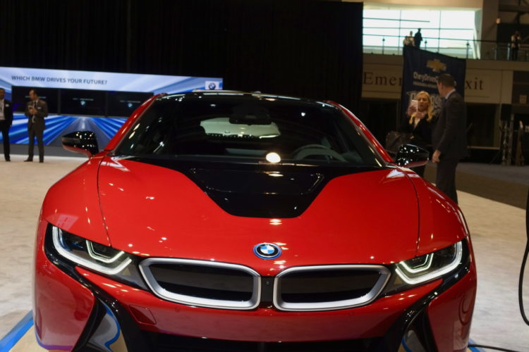 BMW i8 Protonic Red Chicago Auto Show 2017 15 750x500